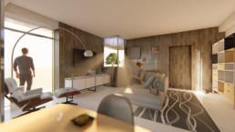 Appartamento di pregio Domus Europa Fano (AN) - Vista interna
