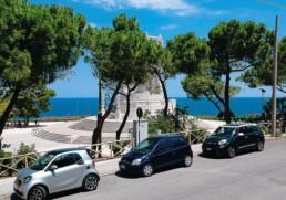 Residenza di pregio Domus Passetto Ancona - Vista da piano 0