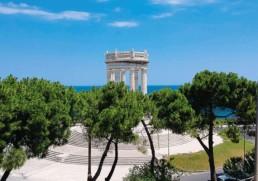 Residenza di pregio Domus Passetto Ancona - Vista da piano 1