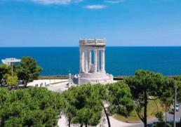 Residenza di pregio Domus Passetto Ancona - Vista da piano 3