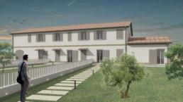 villa molini sirolo