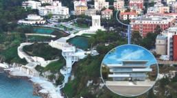 Residenze di lusso ancona - Domus Passetto - stato lavori settembre 2020