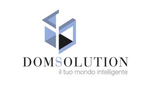 logo domsolution domotica domus passetto ancona